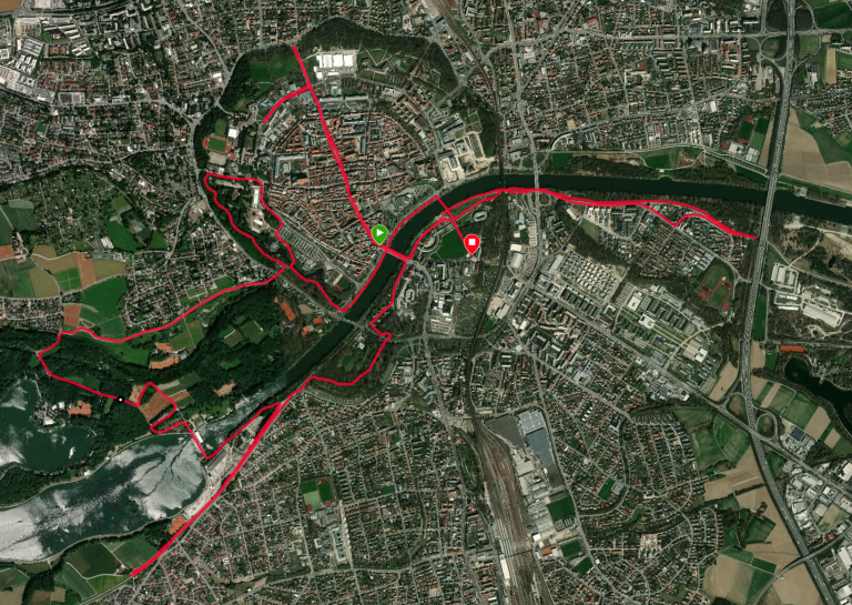 19. ODLO Halbmarathon Ingolstadt