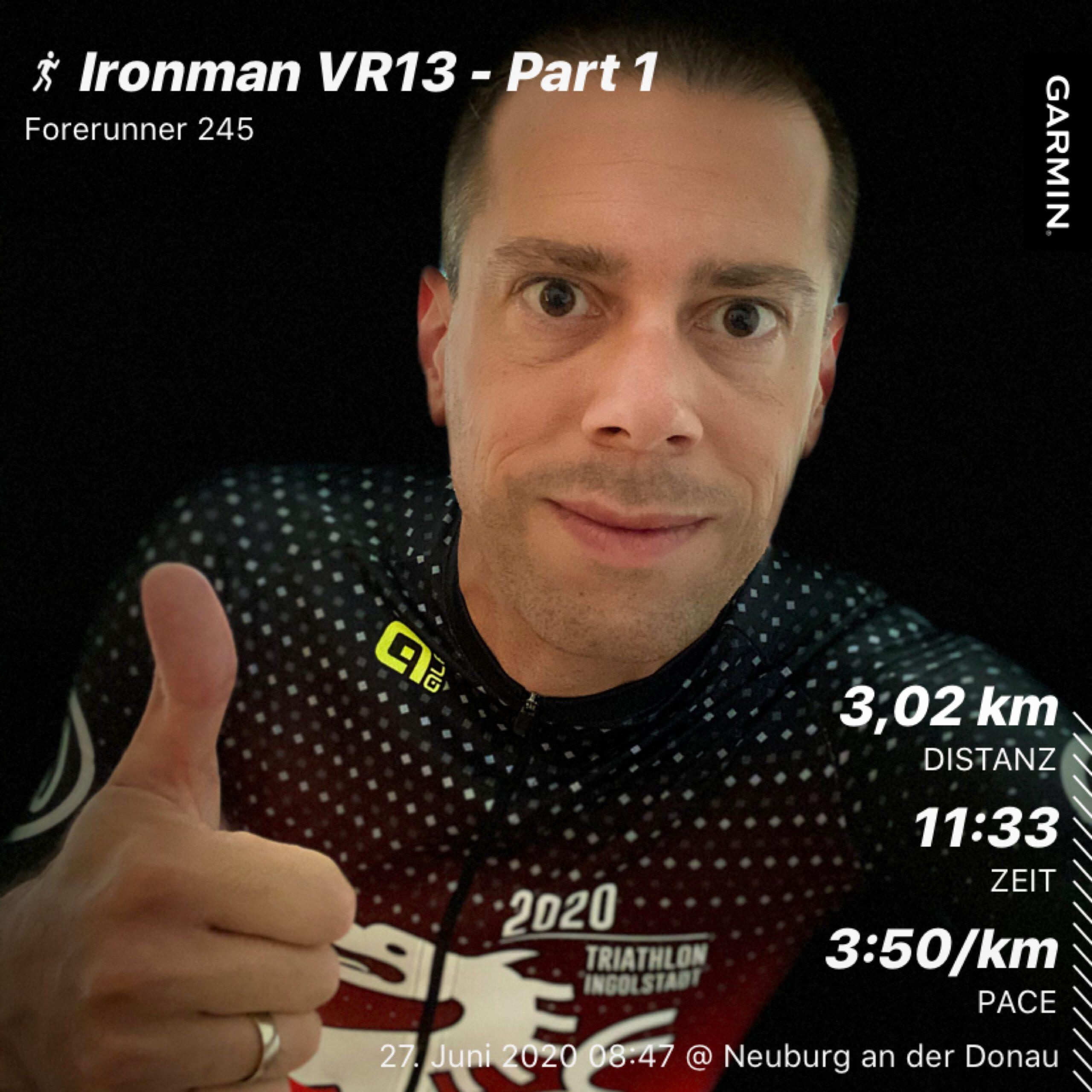 Ironman VR13