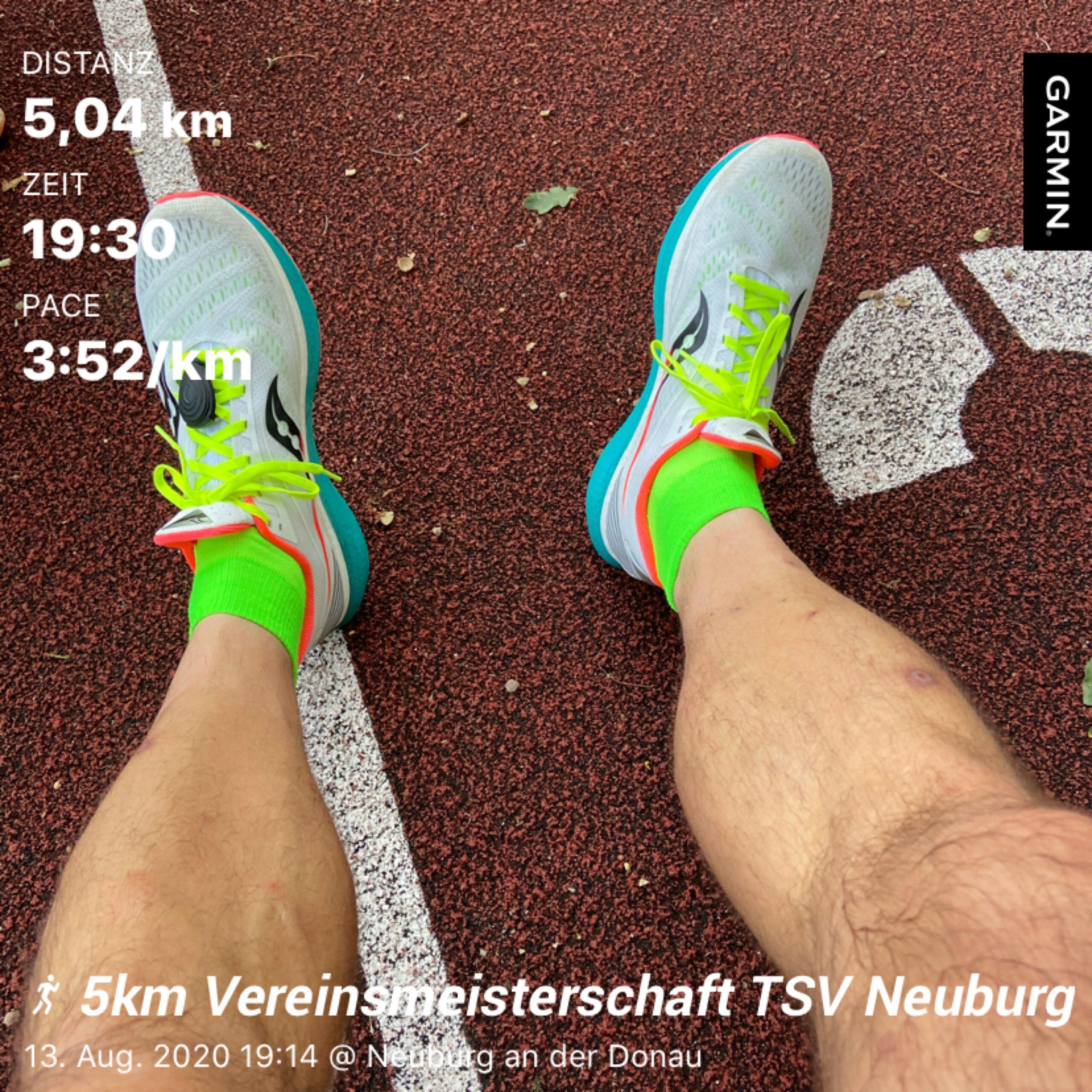 TSV Neuburg Vereinsmeisterschaften