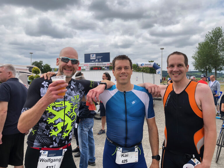 12. Hensel Recycling Churfranken Triathlon